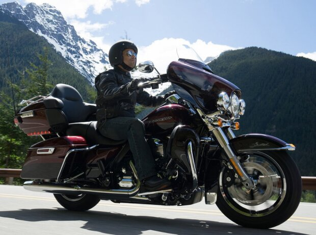 Harley-Davidson Electra Glide Ultra Limited Low