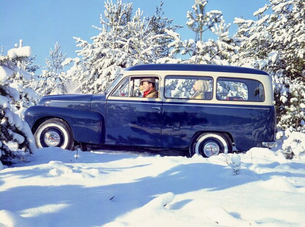 Volvo Duett PV 445