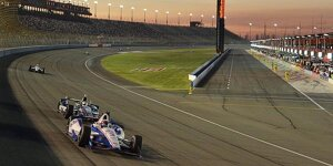 Live-Ticker: IndyCar-Finale in Fontana - Power!