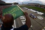 Start zum Nationwide-Rennen: Lokalmatador Chase Elliott führt von der Pole-Position