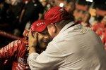 Chip Ganassi gratuliert Tony Kanaan
