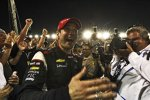 Will Power (Penske) jubelt: Champion!