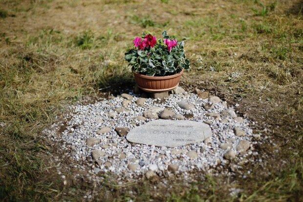 ~Andenken an Paolo Ghislimberti, jenen Feuerwehrmann, der bei einem Unfall in Monza 2000 tödlich verletzt wurde~