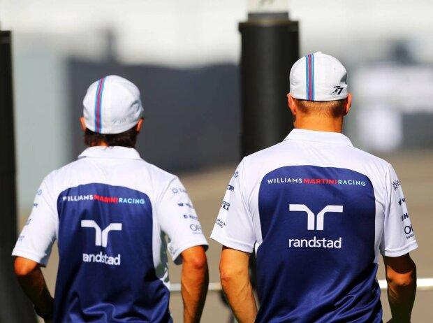 Felipe Massa, Valtteri Bottas