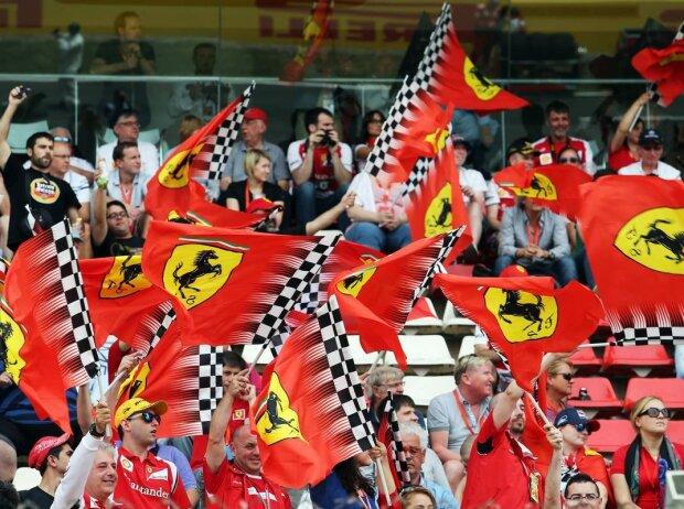 Ferrari-Flaggen
