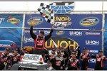 Cole Custer gewinnt sein erstes Truck-Rennen