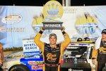 Brendan Gaughan gewinnt das Nationwide-Rennen von Kentucky