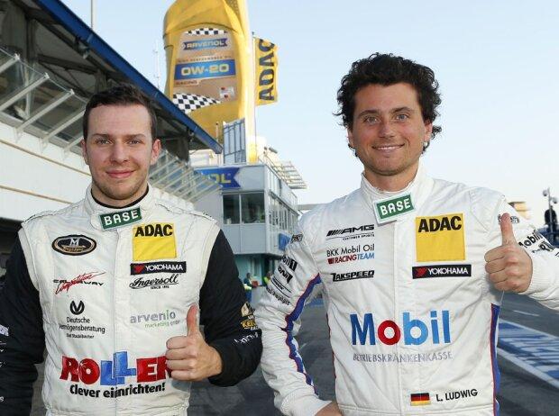 Daniel Keilwitz und Luca Ludwig