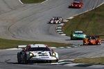Nick Tandy und Patrick Pilet (Porsche)