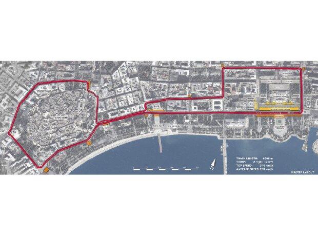 Der neue Stadtkurs in Baku