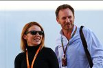 Christian Horner (Red Bull) und Geri Halliwell