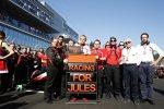Max Chilton (Marussia) und Jules Bianchi (Marussia)