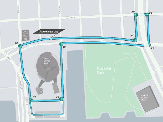 Formel E, Miami