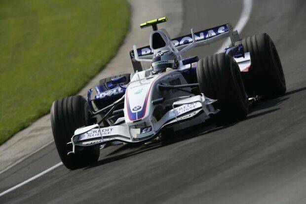 Sebastian Vettel   F1 ~Sebastian Vettel (BMW Sauber F1 Team) in Indianapolis 2007~