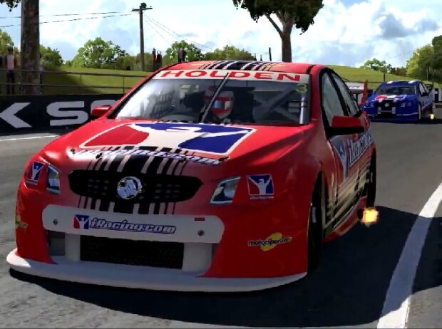iRacing: Neues Build mit Holden VF Commodore V8