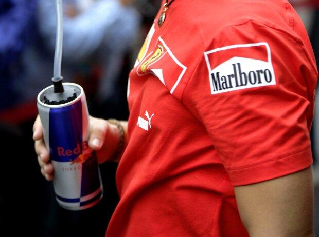 Michael Schumacher & Red Bull