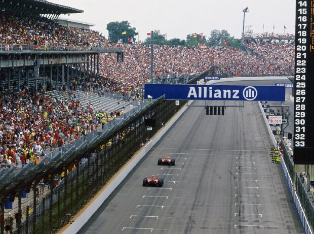 Start in Indianapolis 2005
