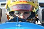 Daniel Abt im Andretti-Cockpit