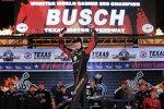 Kyle Busch gewinnt das Truck-Rennen von Texas