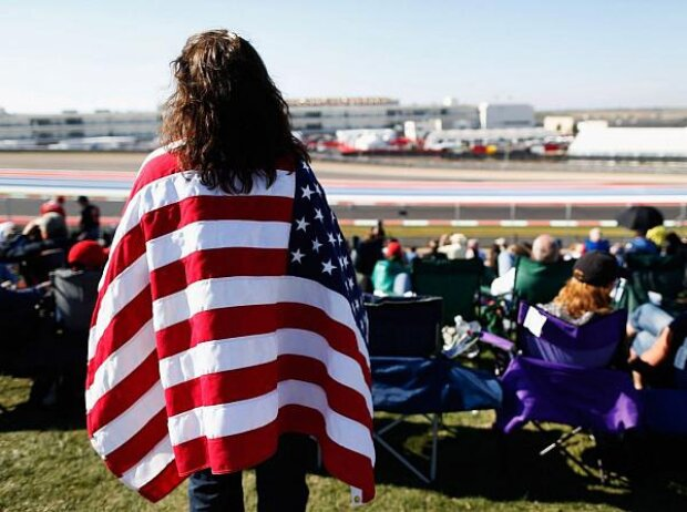 Circuit of The Americas in Austin, Texas, USA