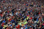 Über 100.000 NASCAR-Fans in Texas