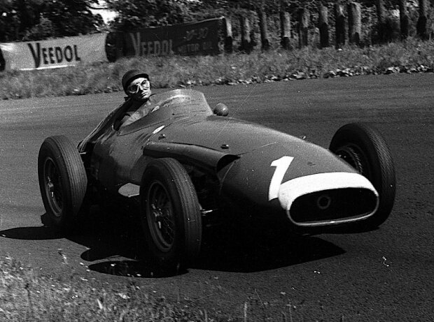 Maserati 250 F: Mit ihm gewann Juan Manuel Fangio die Formel-1-Weltmeisterschaft 1957