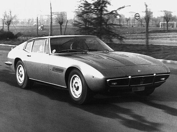 Maserati Ghibli: Er machte ab 1966 die Marke auch auf den Boulevards von Hollywood und Monte Carlo populär