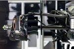 Bremsen des Mercedes F1 W05 Hybrid