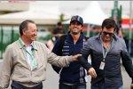 Der künftige Sauber-Fahrer Felipe Nasr (Williams)