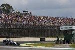 Valtteri Bottas (Williams) und Jenson Button (McLaren)