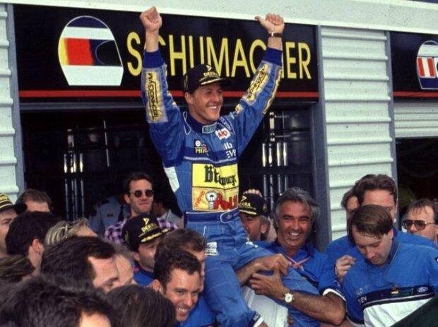 Michael Schumacher, Adelaide 1994