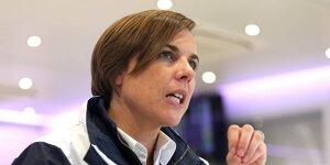Claire Williams über Krösusse: