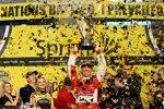 Kevin Harvick stemmt den Sprint-Cup