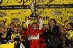 Der NASCAR-Sprint-Cup-Champion 2014: Kevin Harvick