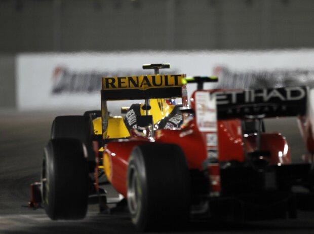 Fernando Alonso, Witali Petrow