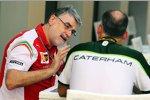 Ferrari und Caterham