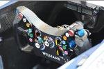 Lenkrad des Williams FW36