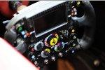 Lenkrad des Ferrari F14T