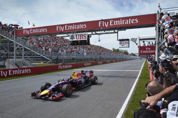 ~Daniel Ricciardo (Red Bull) in Montreal 2014~