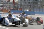 Matthew Brabham (Andretti) und Sam Bird (Virgin)