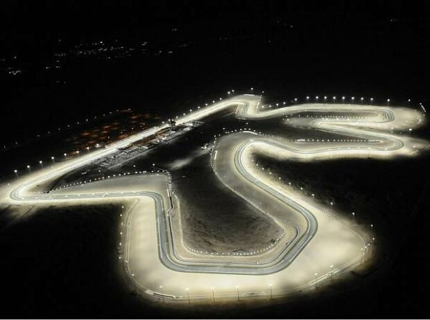 Losail International Circuit in Doha, Katar