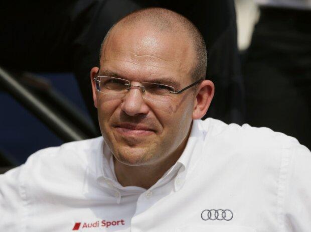 Chris Reinke, Audi-WEC-Projektleiter