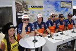 Pressekonferenz des KTM-Temas