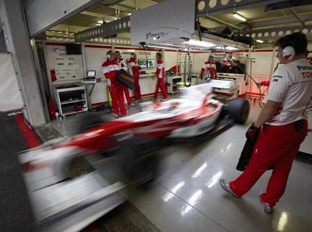 Timo Glock, Manama, Bahrain Sakhir Circuit