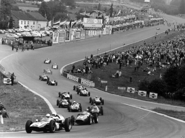 Spa-Francorchamps 1960