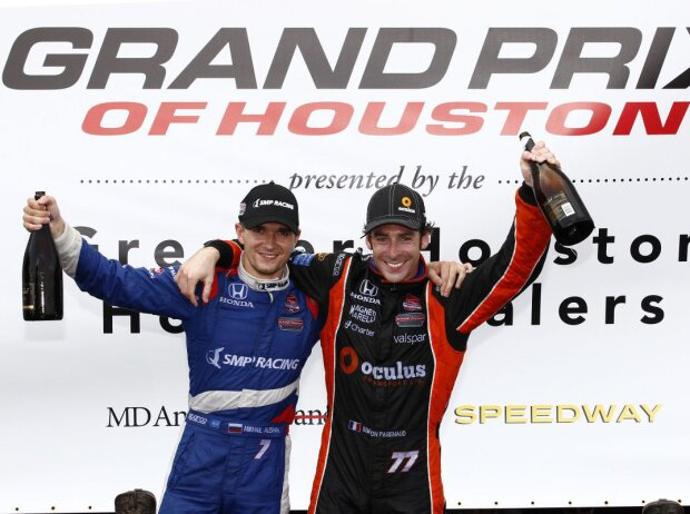 Michail Aljoschin, Simon Pagenaud