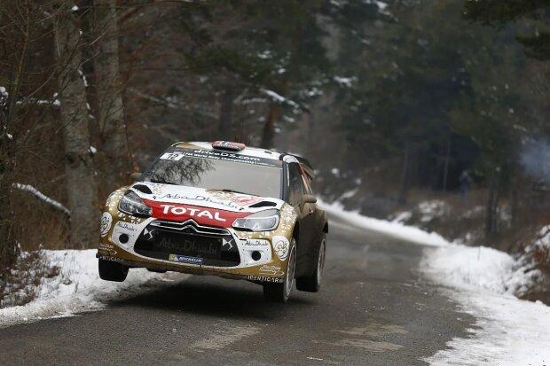 Citroen Citroen Total Abu Dhabi World Rally Team WRC  WRC ~Mads Östberg (Citroen)~