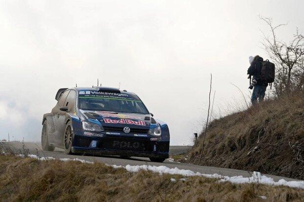 ~Sebastien Ogier (Volkswagen)~