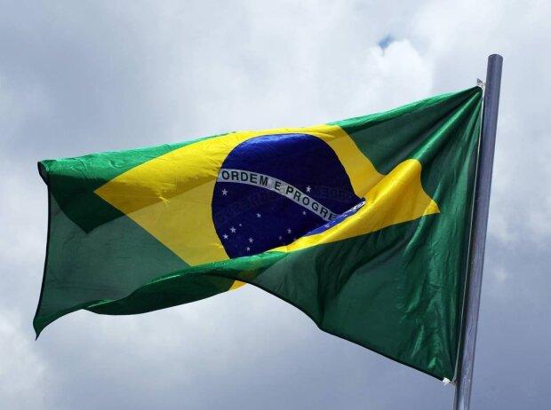 Brasilien, brasilianische Flagge