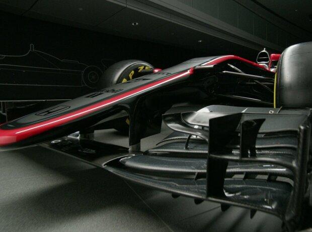 Nase des McLaren-Honda MP4-30